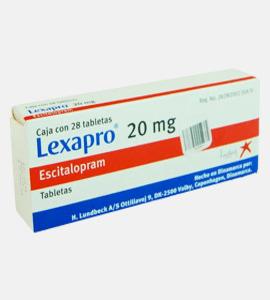 Lexapro (Escitalopram)