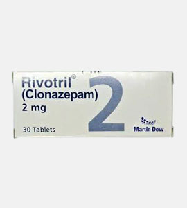 Rivotril (Klonopin) by Martin Dow