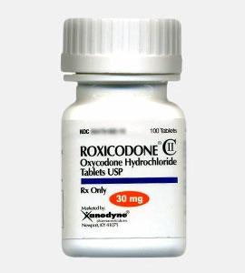 Roxicodone M30
