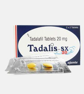 Tadalis SX (Tadalafil)